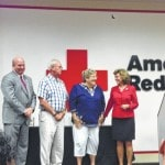 Hatchers given Red Cross award