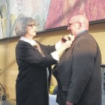 Bussa becomes Rotary president