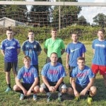 Exhibition soccer league attracts major numbers