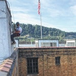 Restoring the courthouse