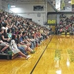 Greenup students go back to school