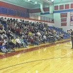 DiBiase talks to students about 'Choices'