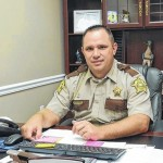 Bivens selected as Sheriff of the Year