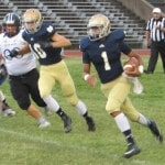 Kayser, Notre Dame run over GCC