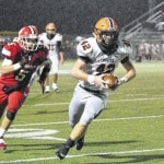 Wheelersburg cruised past Jackson 28-7
