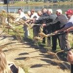 Work begins on $31M lake project