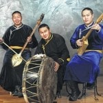 Alash throat singers this weekend