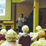 Local history revealed at information session