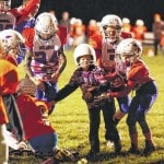 Northwest fifth grade football team honors its own