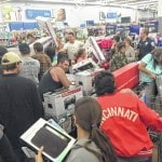 Black Friday shopping gets an early start