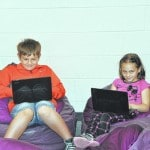 West receives digital library