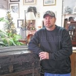 River Town Antiques selling nostalgia