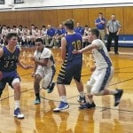 East comeback too much for Clay