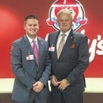 Schmidts acquire 25 additional Wendy's