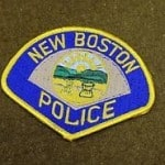 New Boston finds bullet on grounds