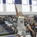 Lady Titans continue to cruise
