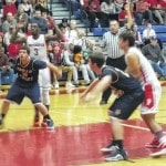 Portsmouth dominates Pointers