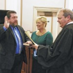 Williams sworn in to fifth term as Auditor