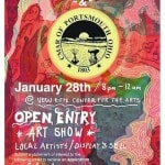 Seeking entries for art show