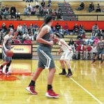 Lady Falcons fall in district-semis