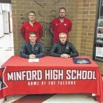Perry signs with SSU Soccer