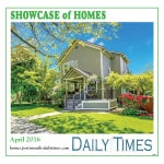 Showcase of Homes – April 2016