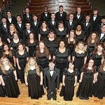 MSU Choir performs in Portsmouth