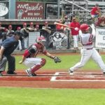 Minford Falcons downed by Hiland Hawks, 5-1