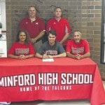 Rowe signs with Otterbein