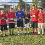 Hinze wins singles while Porter/Soler take doubles in SOC I Tennis
