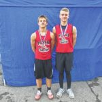 Local junior high students compete at state track meet