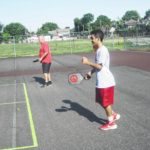 Pickleball…sweeping the area