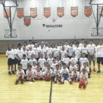 West Youth Basketball Camp