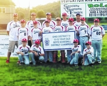 Minford sending Little League team to state - Portsmouth