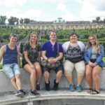 SSU students travel to Europe as part of summer course