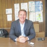 Husted touts early voting