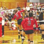 South Webster's Brooklyn Sullivan reaches volleyball milestone