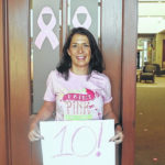 Waugh kicks cancer for 10 years, still counting