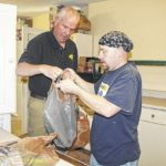 Freestore CEO visits Potter's House
