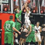 Indians defeat Eagles in Holiday Classic