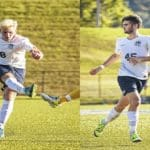 Sayer, Lamont named to 2016 Academic All-Ohio Team