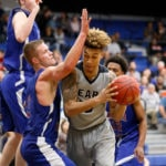Men's Basketball hit road for Campbellsville