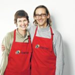 Celebrity chef, Jenny Richards and Scott Claypool bios