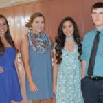 PWHS students of the month