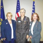 Local U.S.D. 1812 Chapter officers attend State Council