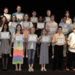 Forty-seven students earn scholarships at annual event
