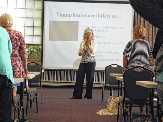 South Central Ohio Educational Service Center Holds Workshop