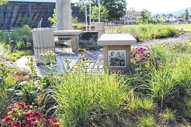 Portsmouth City School have gained continued funding through the Ohio Arts Council, which will allow them to begin the second phase of the human rights garden.