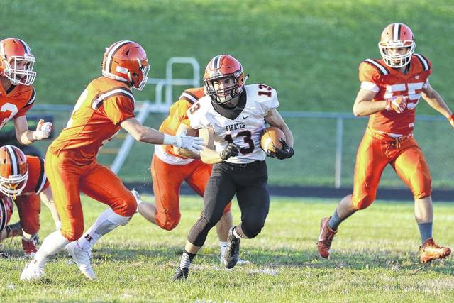 No 4 Burg To Face Off Against Bishop Watterson Portsmouth Daily