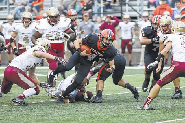 Football Ap Poll Portsmouth Daily Times